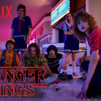 Stranger Things Season 3 DVD