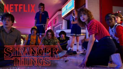 Stranger Things Season 3 DVD