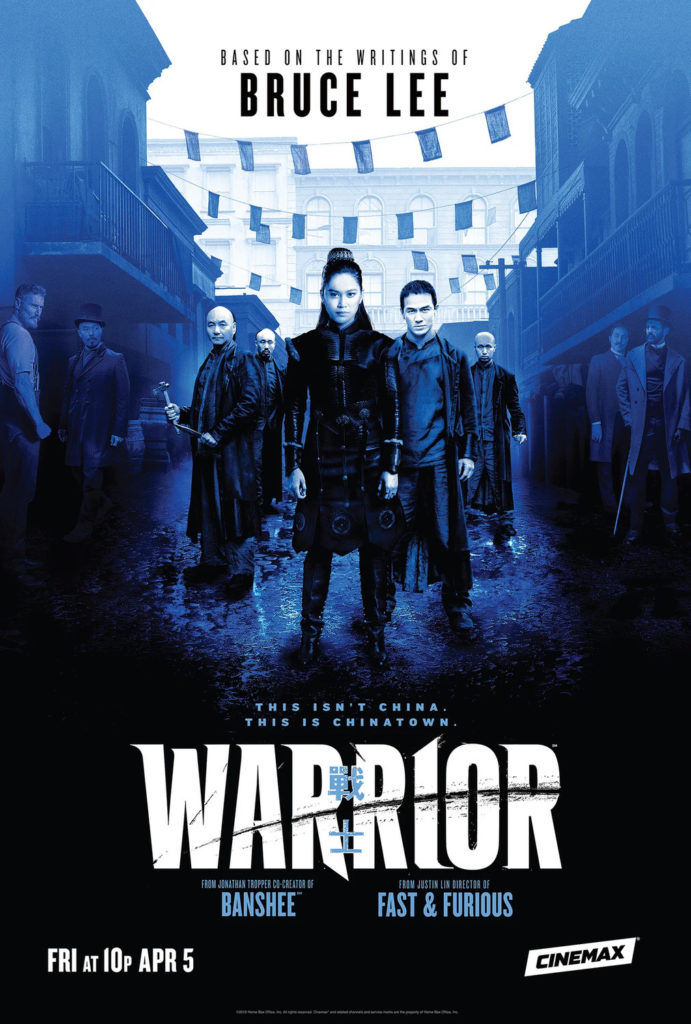 Warrior (2019) starring Andrew Koji Complete Season 1
