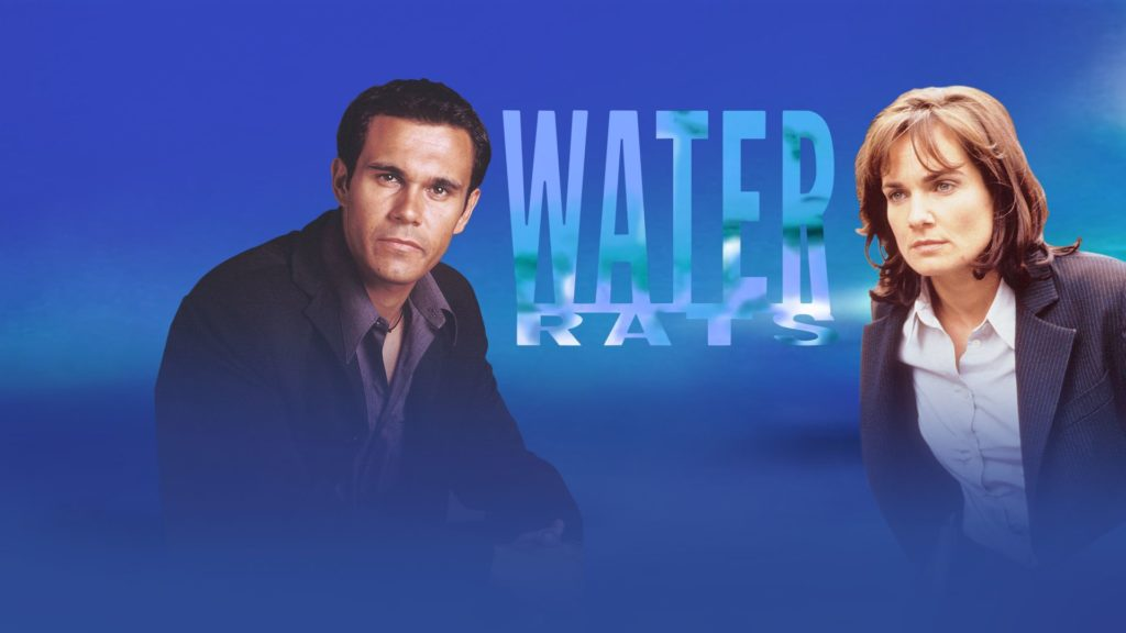 Water Rats Complete Seasons 1, 2 and 3 on DVD