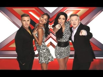 X Factor UK Season 1 DVD
