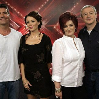 X Factor UK Season 4 DVD