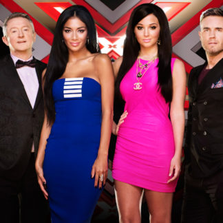 X Factor UK Season 9 DVD