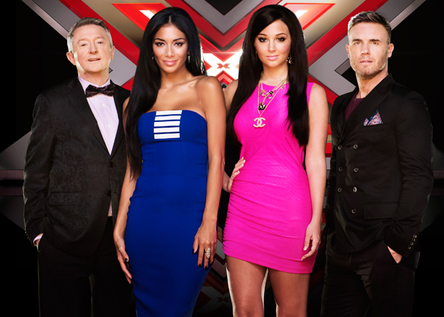 The X Factor UK Complete Season 9 (2012)
