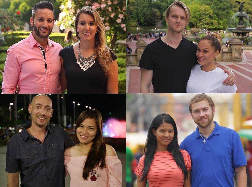 90 Day Fiance: Before the 90 Days Season 1 on DVD