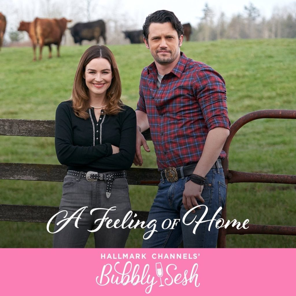 A Feeling of Home 2019 starring Jonna Walsh, Nathan Parsons