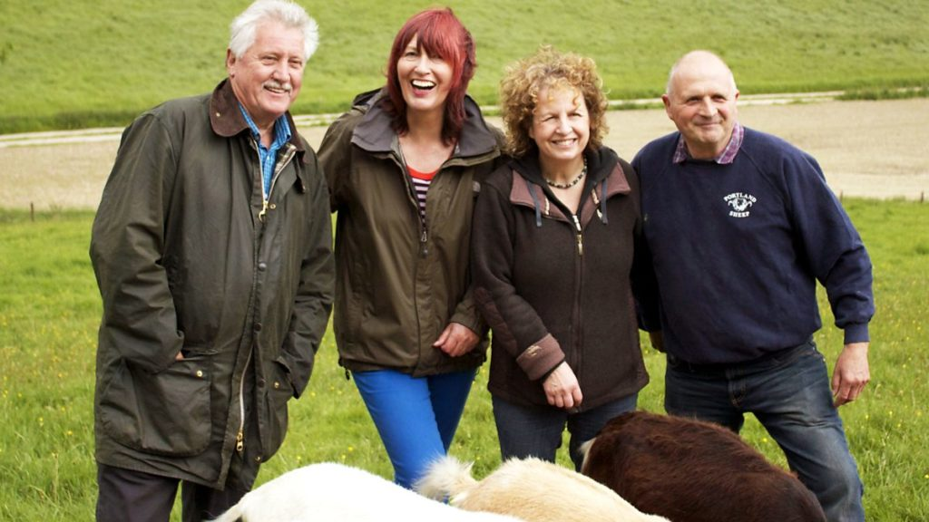A Taste of Britain Complete Series with Janet Street-Porter
