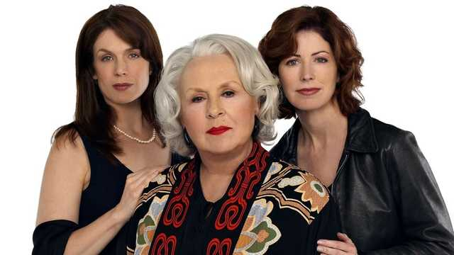 A Time to Remember (2003) starring Doris Roberts, Dana Delany