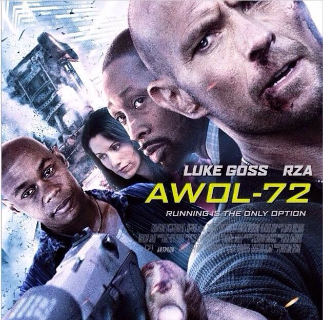 AWOL-72 2015 Alternative Poster