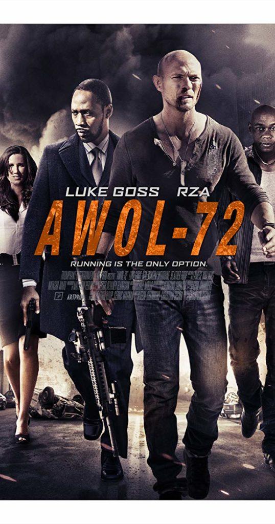 AWOL-72 DVD Poster