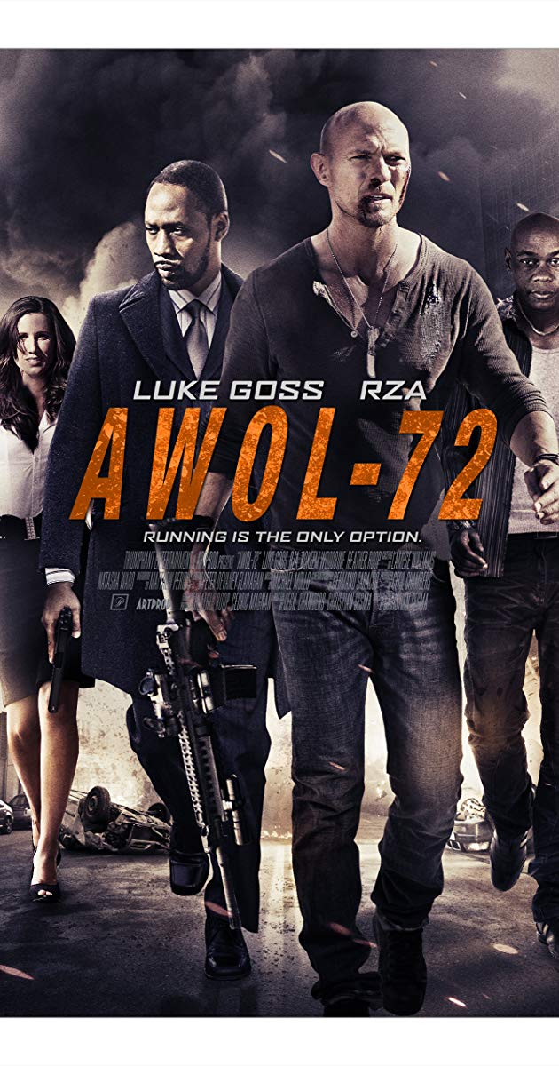 AWOL-72 on DVD