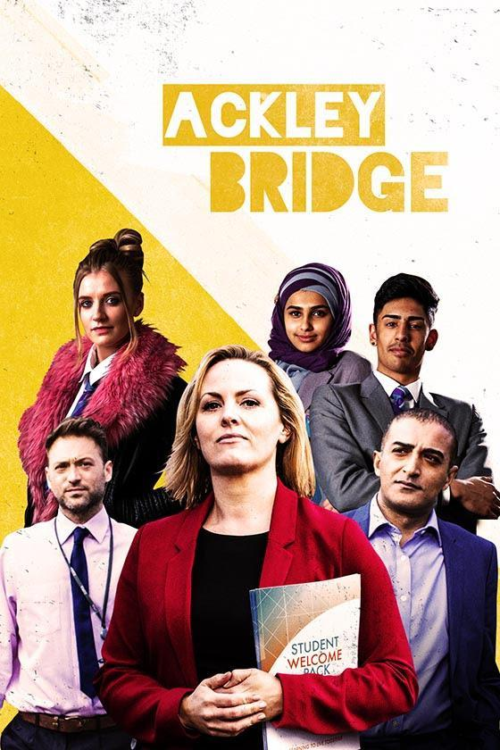 Ackley Bridge Complete Seasons 1 and 2 on DVD