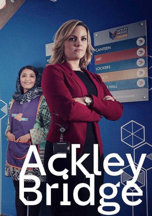 Ackley Bridge Season 3 (2019) starring Amy-Leigh Hickman