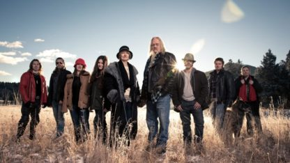 Alaskan Bush People 2019 DVD