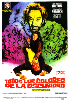 All The Colours Of The Dark 1972 in English