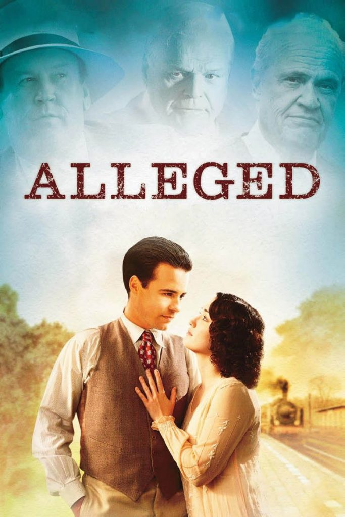 Alleged (2010) with Nathan West, Colm Meaney on DVD