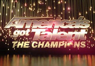 America's Got Talent: The Champions DVD