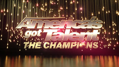 America's Got Talent: The Champions DVD