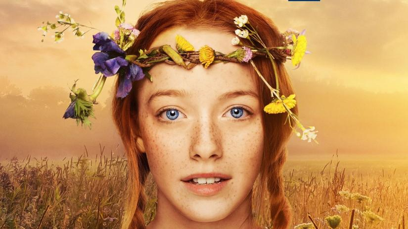 Anne with an E Season 2 Starring Amybeth McNulty