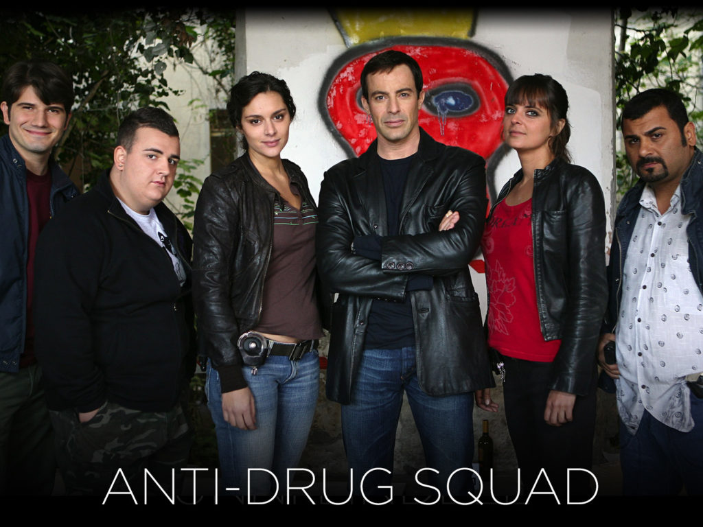 Anti Drug Squad Season 1 with English Subtitles on DVD