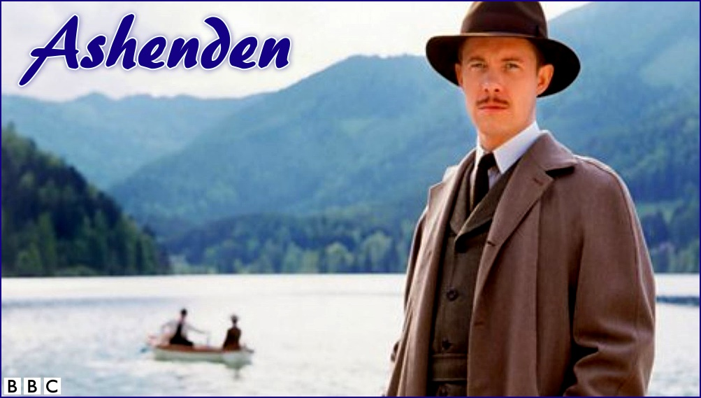 Ashenden 1991 starring Alex Jennings, Joss Ackland	on DVD