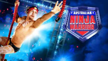 Australian Ninja Warrior DVD