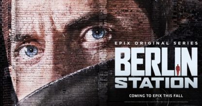 Berlin Station Season 1 DVD
