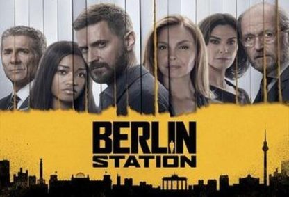 Berlin Station Season 2 DVD