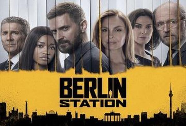 Berlin Station Complete Season 2 (2017) on DVD
