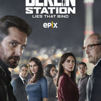 Berlin Station Season 3 DVD