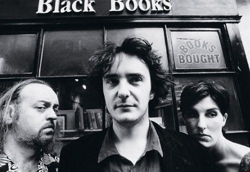 Black Books Complete Seasons 1, 2 and 3 Starring Dylan Moran, Bill Bailey