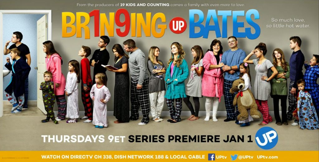 Bringing Up Bates Season 1 on DVD