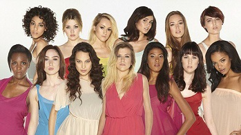 Britain & Ireland's Next Top Model Complete Season 8