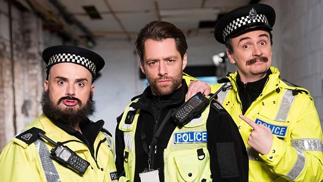 Burnistoun Seasons 1 and 2 on DVD Starring Richard Rankin, Robert Florence
