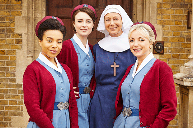 Call the Midwife Complete Season 8 (2019)