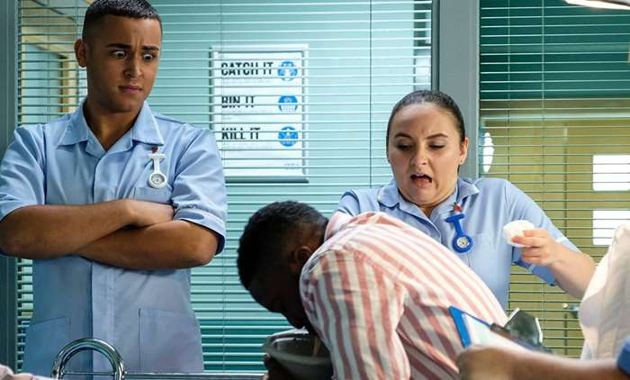 Casualty Complete Season 33 (2019)