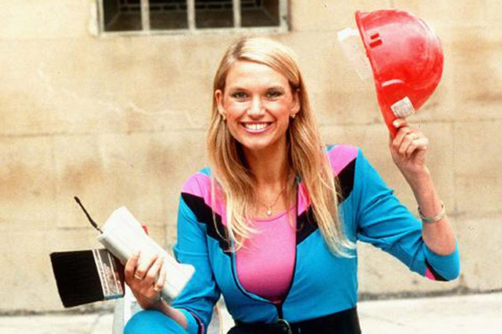 Challenge Anneka Seasons 2, 3 and 4 on DVD