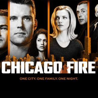 Chicago Fire Season 6 DVD