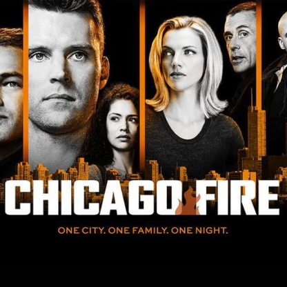 Chicago Fire Season 6 DVD