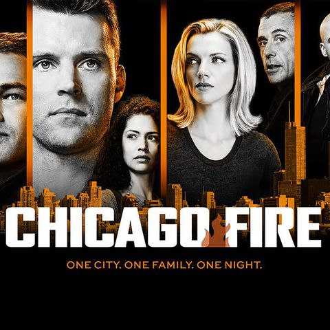 Chicago Fire Complete Season 6 (2018) on DVD