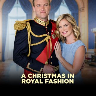 A Christmas In Royal Fashion 2018 DVD