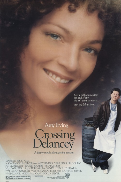 Crossing Delancey (1988) starring Amy Irving
