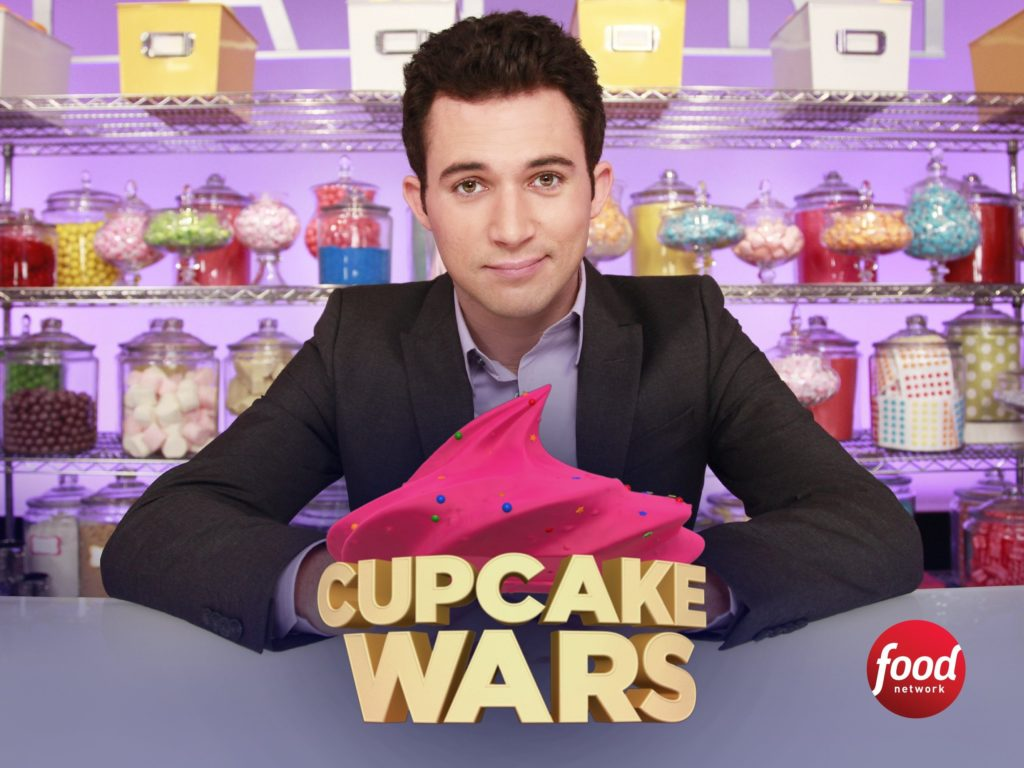 Cupcake Wars Seasons 1 and 2 (Complete) on DVD