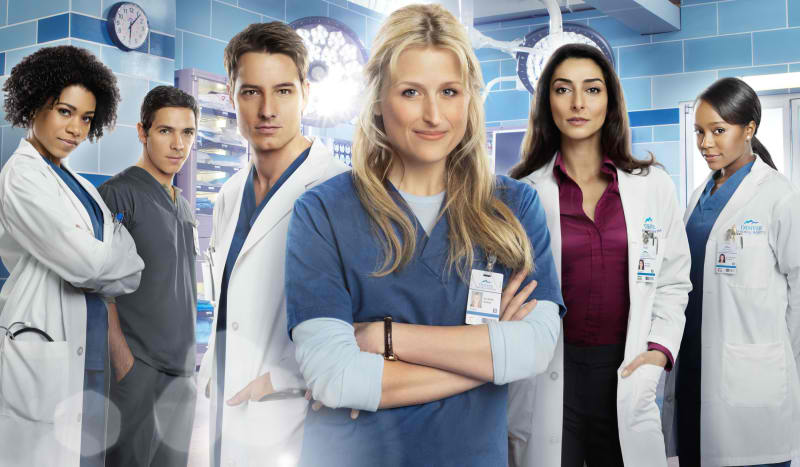 Emily Owens M.D. Complete with All Episodes