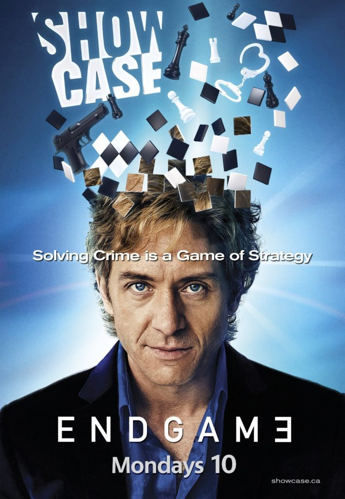 Endgame (2011) starring Shawn Doyle Complete Series