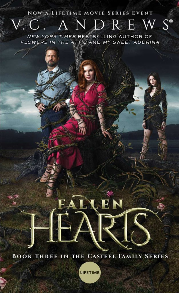 V.C. Andrews' Fallen Hearts (2019) on DVD