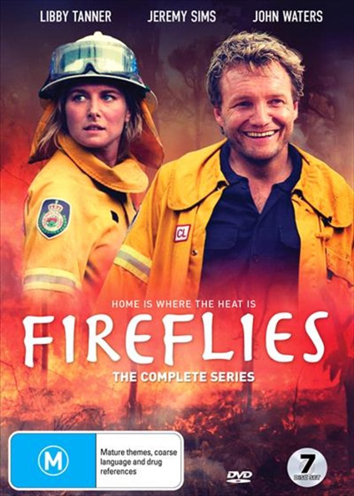 Fireflies with John Water All 22 Episodes on DVD
