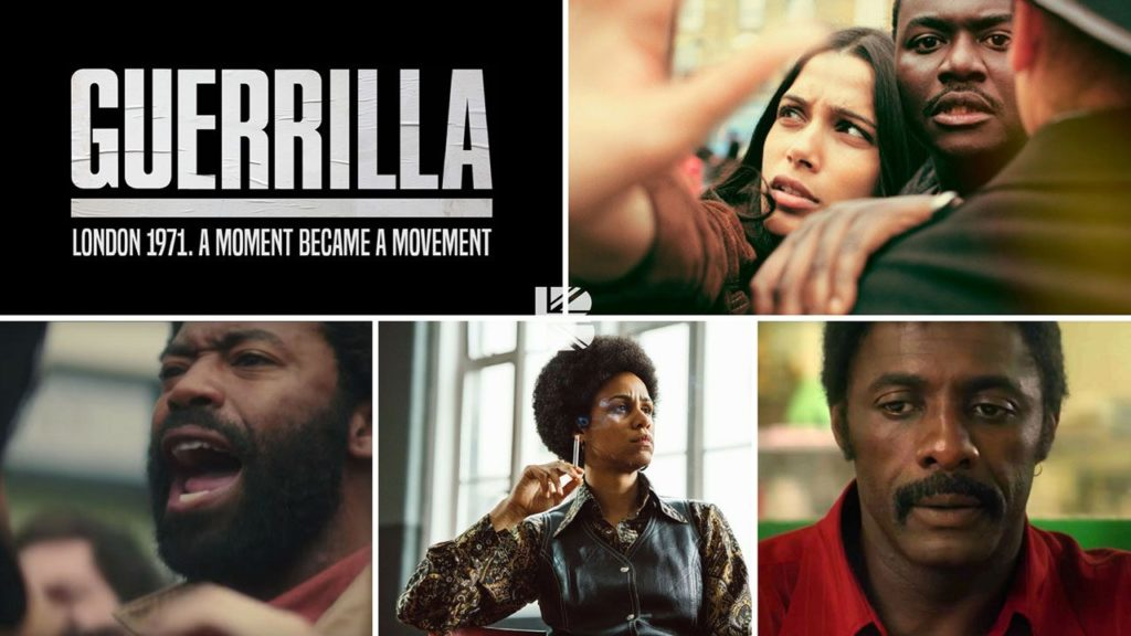 Guerrilla 2017 Complete Series starring Babou Ceesay