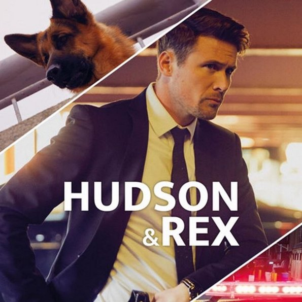 Hudson & Rex (2019) Season 1 starring John Reardon
