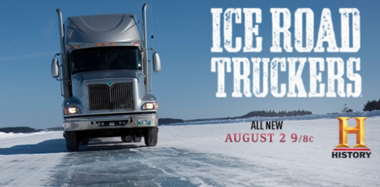 Ice Road Truckers Season 6 Complete 16 Episodes